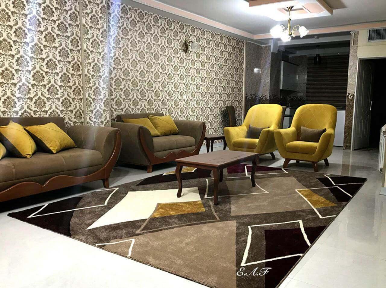 اجاره روزانه آپارتمان مبله در قزوین
