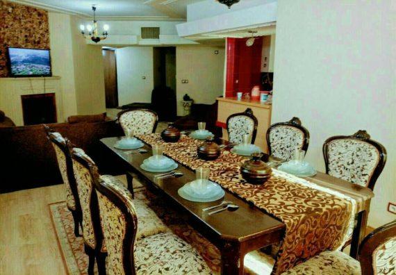 اجاره آپارتمان مبله در قزوین